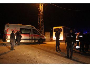 Konya'da Taşlı Bıçaklı Park Kavgası: 1 Ölü, 1'i Polis 4 Yaralı