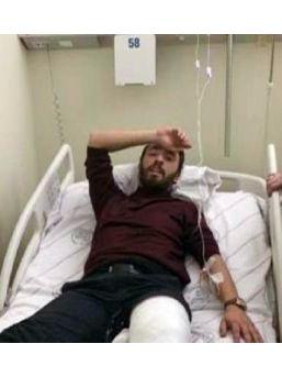 Ak Parti Gençlik Kolları Başkanı Kavgada Bacağından Vuruldu