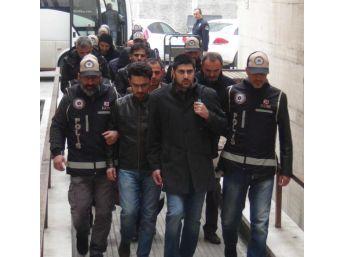 Bursa'da 10 Kişi Fetö'den Adliyeye Sevk Edildi