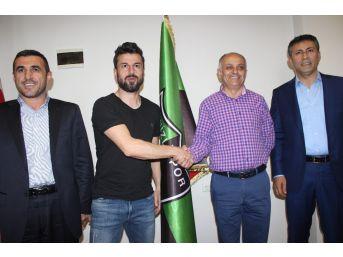 Denizlispor'dan Ali Tandoğan İle Devam Kararı