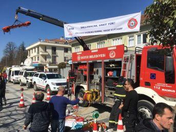 Deprem Haftasında Vatandaşlar Bilinçlendirildi