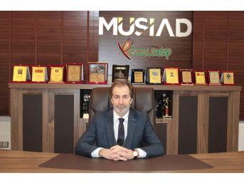 Müsiad Başkanı Mehmet Çelenk'ten 8 Mart Dünya Kadınlar Günü Kutlaması