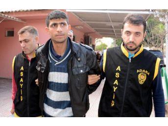 Suriyelilerin Çadırlarını Yakan Zanlı Yakalandı