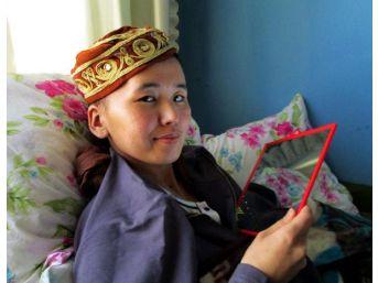 Kırgız Malika Nootieva'dan Iyi Haber