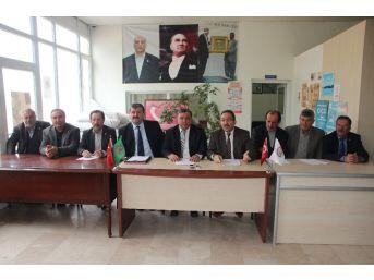 'tarımsal Nüfus Gençleşiyor' Protokolü İmzalandı