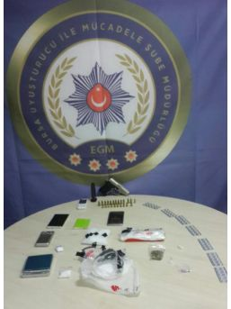 Bursa'Da Uyuşturucudan 1'i İran Uyruklu 2 Kişi Tutuklandı