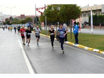 Esenler'de Fun Run Series Heyecanı