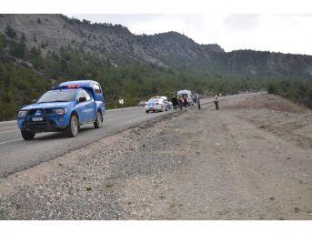 3 Gündür Kayıp Olan Genç Kaza Yapınca Bulundu