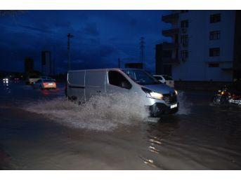 Aşırı Yağışlar Silifkelileri Korkuttu