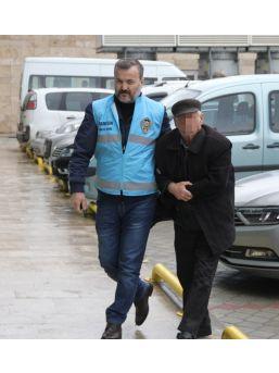 Suriyeli Dilenci Kızı Taciz Eden Yaşlı Adam Tutuklandı