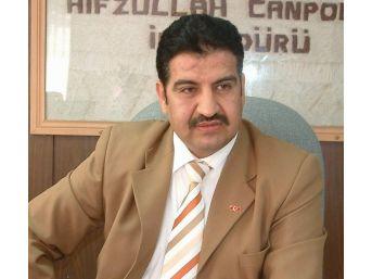 Siirt İl Özel İdare Genel Sekreterliği'ne Canpolat Atandı