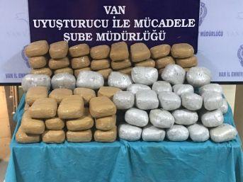 Van Cumhuriyet Başsavcılığından Uyuşturucu Operasyonu Açıklaması