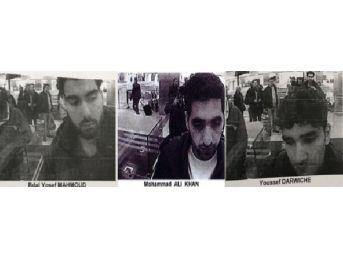 Dha Ankara - Berlin Saldırganı Ile Bağlantılı 3 Kişi İstanbul'da Yakalandı