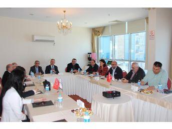 Aydın İl Turizm Ve Tanıtma Platformu Kuşadası'nda Toplandı