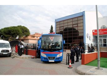 Aydın'da Fetö Davaları Başladı