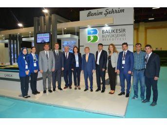 Büyükşehir Vizyon Projeleri İle Antalya'da