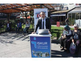 Bartın İşkur'dan Milli Seferberlik Standı