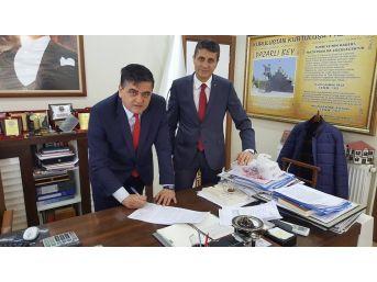 Pazaryeri Belediyesinde Maaş Promosyonları İçin Protokol İmzalandı