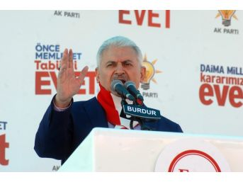 Başbakan Yıldırım: