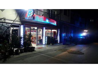 Bursa'da Tekel Bayine Pompalı Saldırıda 1 Kişi Öldü