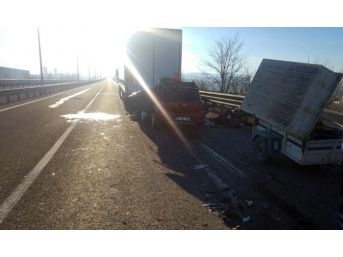 Çankırı'da Trafik Kazası: 2 Ölü