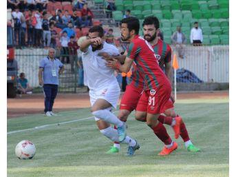 Diyarbekirspor'un Maç Programı Belli Oldu