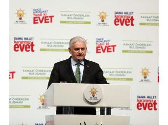 Başbakan Yıldırım'dan Kılıçdaroğlu'na Tepki:
