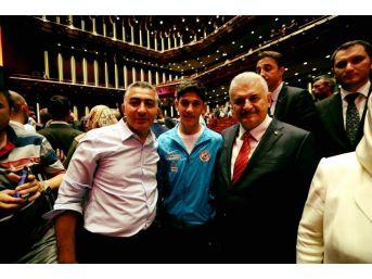 Demokrasi Gazisi Güreşçi Türkiye Şampiyonası'na Çağrıldı