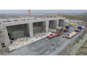 Yeni Havalimanının Enerji Santrali Sakarya'yı Aydınlatacak Güçte
