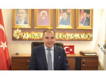 Ak Parti İzmir İl Başkanı Bülent Delican: