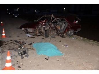 Kahramanmaraş'ta Kaza: 4 Ölü (1)