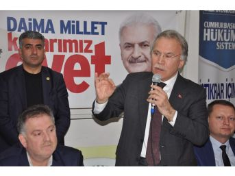 Ak Parti Karabük Milletvekili Mehmet Ali Şahin: