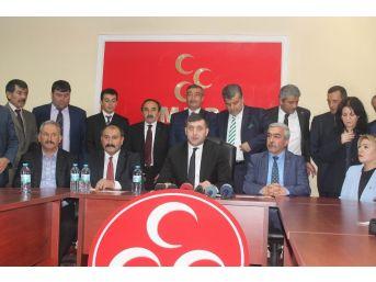 Devlet Bahçeli 25 Mart'ta Kayseri'ye Geliyor