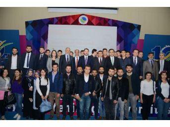 Bakan Albayrak, Kırşehir'De (2)