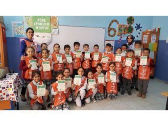 Ağaç Kardeşliği Projesine Bir Okul Daha Eklendi