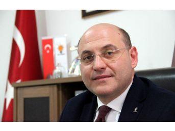 Başkan Ali Çetinbaş: Zeliha Aksaz Şahbaz'ın Sözleri Abesle İştigaldir