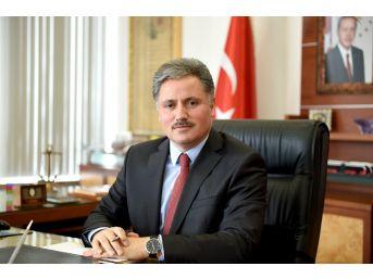 Malatya Büyükşehir Belediye Başkanı Ahmet Çakır,