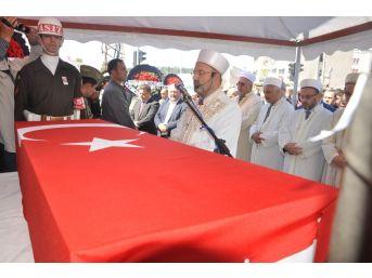 Osmaniyeli Şehit Son Yolculuğuna Uğurlandı