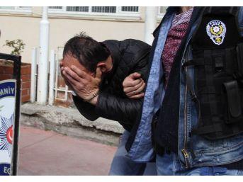 Bonzai Satarken Yakalanan Şahıs Tutuklandı