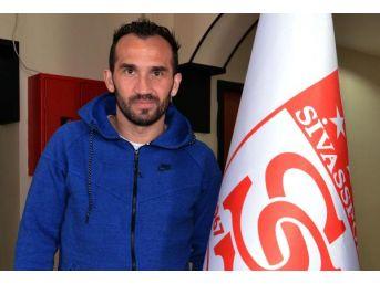 Sivasspor'da Gekas Sezonu Kapattı
