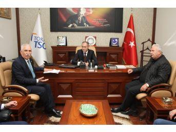 """Chp Tokat Milletvekili Durmaz,""""58 Maddede Değişiklik Var"""""""