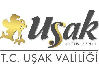 Uşak Valiliği'in Yeni Logosu Tescillendi