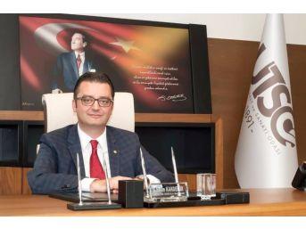 "Utso Başkanı Kandemir; ""ihracat Yapana Yeşil Pasaport"""
