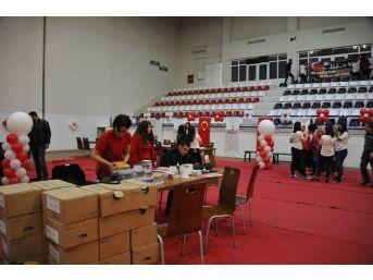 Beü, 6. Geleneksel Kan Bağışı Kampanyası Başladı