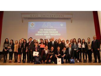 Tübitak 48. Lise Öğrencileri Araştırma Projeleri Yarışması