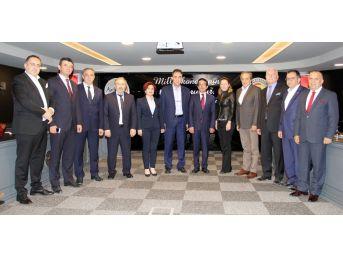 Bagev'de Yönetim Güven Tazeledi