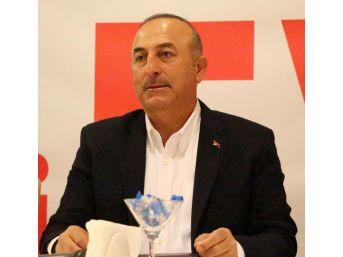 Bakan Çavuşoğlu: Onlar Da Atatürk'ü Kullanmaya Başladı...