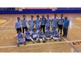 Futsal Grup Maçları Aydın'da Tamamlandı