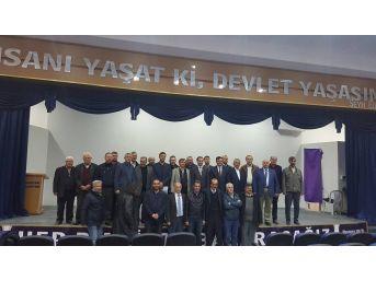 Pazaryeri'nde Yılın İlk Halk Meclisi Toplantısı Yapıldı