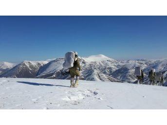 Bitlis'te 13 Terörist Etkisiz Hale Getirildi, 2 Sığınak İmha Edildi
